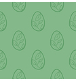 Stock easter egg background vector image
