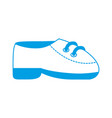 elegant shoes icon vector image vector image