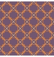 Seamless square pattern Purple background vector image vector image