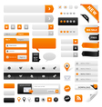 Web navigation set vector | Price: 3 Credits (USD $3)