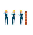 control over process personnel management vector image