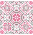 Luxury oriental tile seamless pattern Colorful vector image vector image