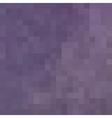 backdrop made with purple pixels vector image vector image