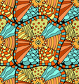 colorful seamless abstract pattern vector image vector image