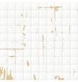 Rusty tile wall vector image vector image