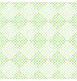 abstract seamless green geometrical circle vector image vector image