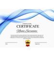 Certificate template background award diploma