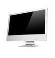 Modern computer monitor vector | Price: 1 Credit (USD $1)