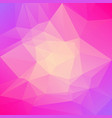 abstract gradient triangle background vector image