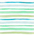 seamless pattern with green lines vector image vector image