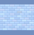 brick wall stone seamless geometric pattern vector image