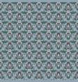 damask vintage seamless pattern background vector image vector image