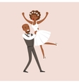 Newlyweds Doing Dirty Dancing Finale At The