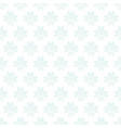 light green seamless pattern on white background vector image vector image