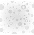 circular effects white background vector image vector image