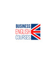 Sign for business english courses