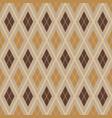diagonal rhombus seamless geometric pattern vector image