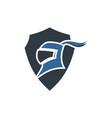 harness warriors logo icon vector image