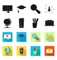 design education and learning symbol vector image vector image