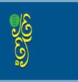 happy new hijri year 1442 happy islamic new year vector image vector image