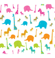 African animals vector image