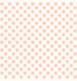 checkered pattern with flowers seamless vector image vector image
