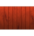 mahogany wood grain texture planks Wooden vector image