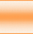 halftone dot pattern background - design from vector image vector image