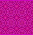 abstract geometrical concentric circle pattern vector image vector image