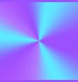 neon conical gradient vector image vector image