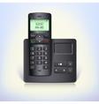 wireless telephone phone with answering machine