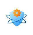 adaptive immunity flat icon