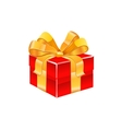 Gifts isolated vector image