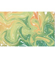 Light green pattern with curved circles an