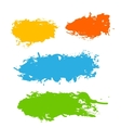 Paint splash vector image vector image