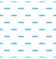 left arrow pattern seamless vector image
