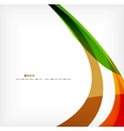 Business wave corporate background vector image vector image