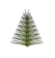 christmas pick vector image vector image