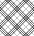 fabric texture seamless diagonal pattern vector image vector image