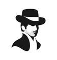 logo-cowboy-3 vector image