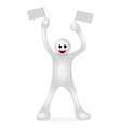 Waving Fags vector image vector image