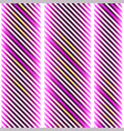 geometric pattern abstract background design vector image vector image