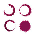 wine bubbles icon image vector image vector image