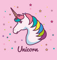 Cute unicorn design