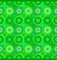 geometrical abstract circle pattern - background vector image vector image