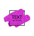 glitter background5 vector image