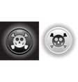 Button Set vector image vector image