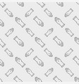 latex gloves seamless pattern vector image vector image