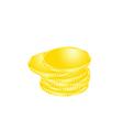 coin money gold vector image vector image
