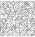 abstract geometric seamless pattern grey style vector image vector image
